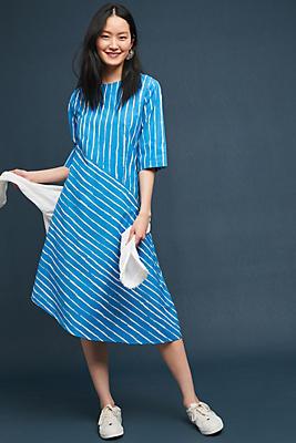 Slide View: 1: Cremona Asymmetrical Dress