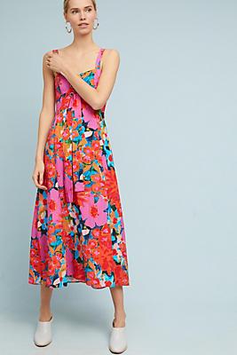 Mei lace-up dress Mara Hoffman