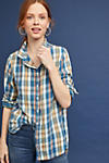 Thumbnail View 3: Flannel High-Low Buttondown
