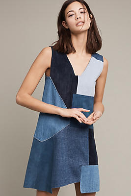 Patchwork Marten Dress