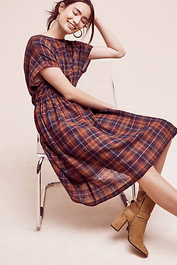 Tess Wool Dress