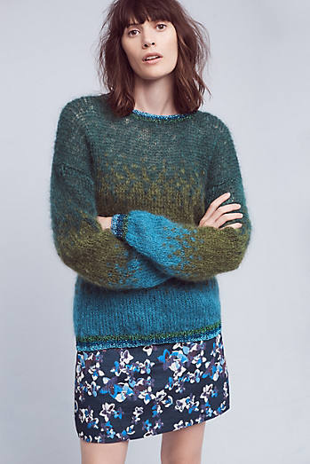 Kamelia Ombre Pullover