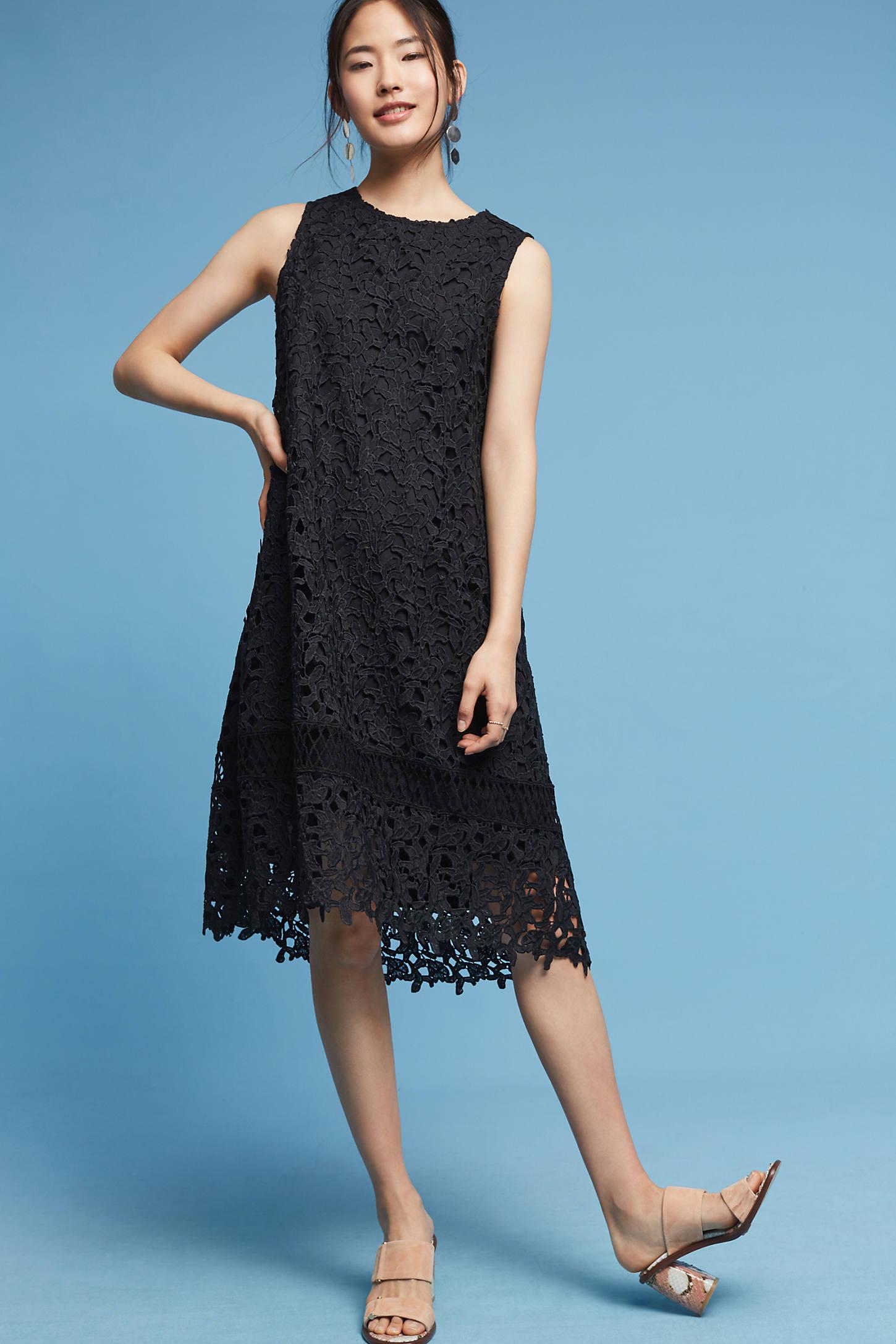 Montmartre Lace Swing Dress
