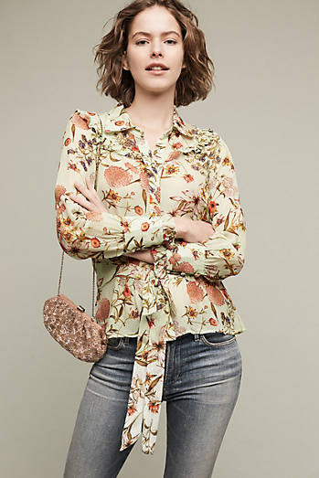 Madrid Floral Blouse