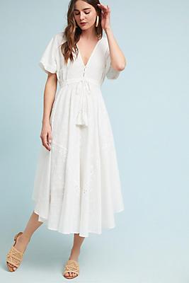 Slide View: 1: Leslie Maxi Dress