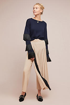 Slide View: 1: Skirted Andes Pants