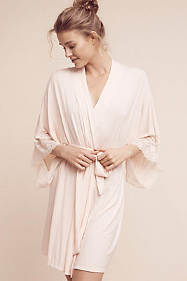 Slide View: 1: Eberjey Zella Kimono Robe