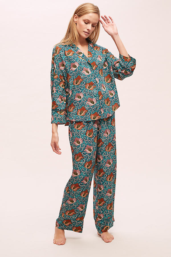 Annie Printed Sleep Top - Assorted, Size S