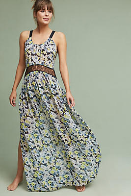 Slide View: 1: Mariposa Maxi Dress