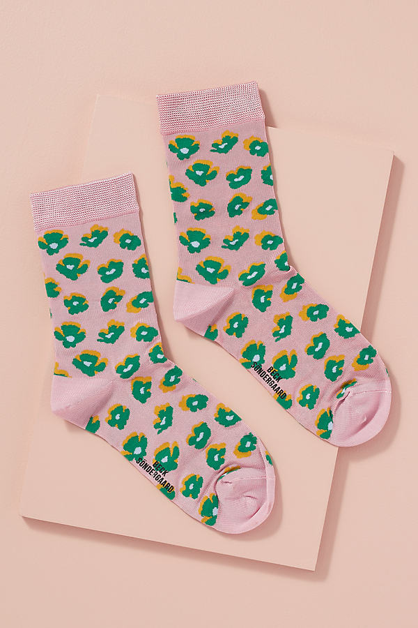 Chaussettes à fleurs - Becksondergaard - Modalova