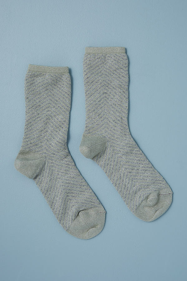 Damira Herringbone Socks