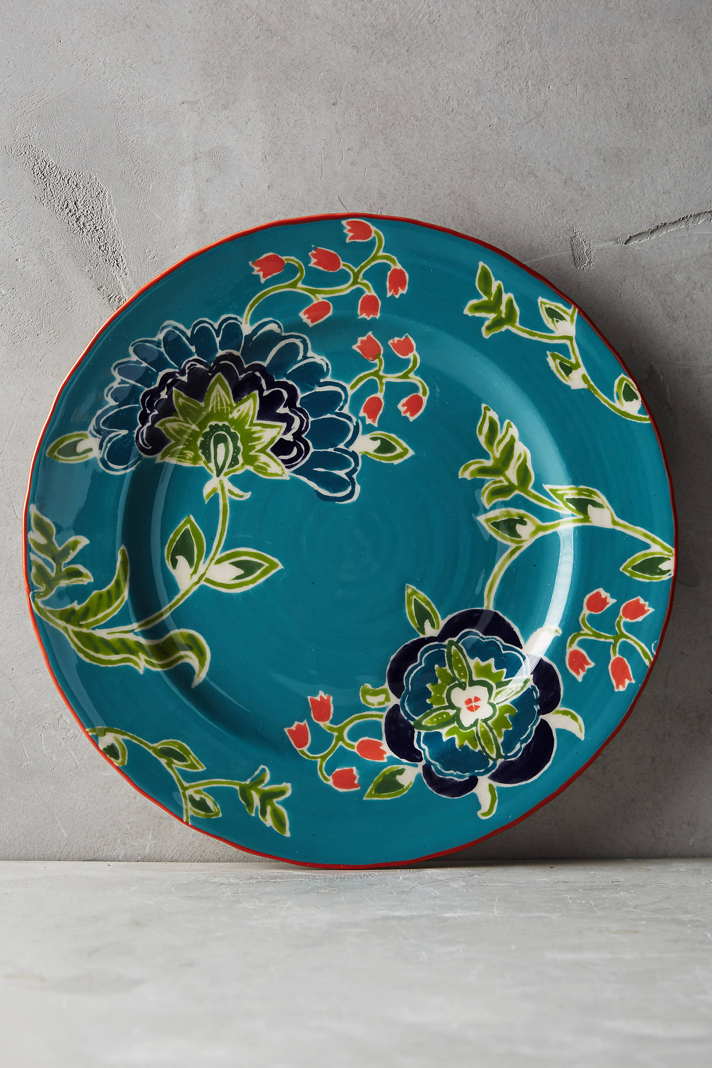 Bellina Blooms Dinner Plate