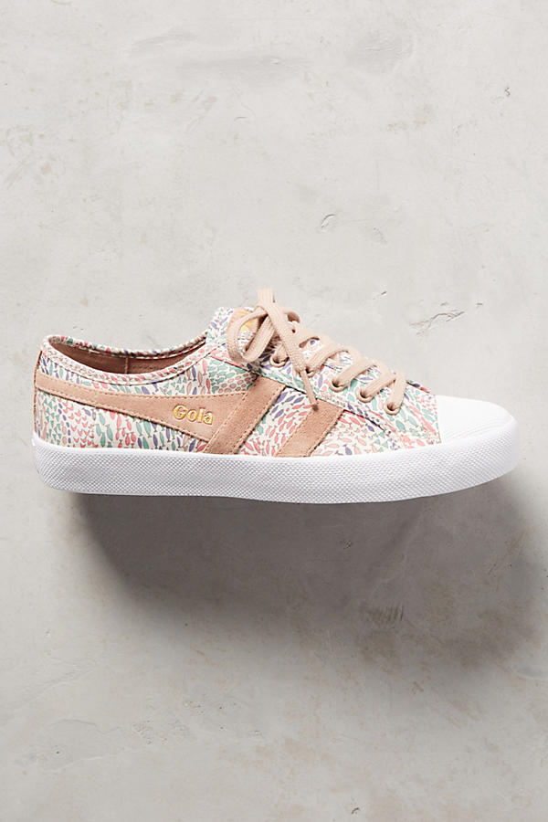 Slide View: 2: Gola x Liberty Coaster Sneakers
