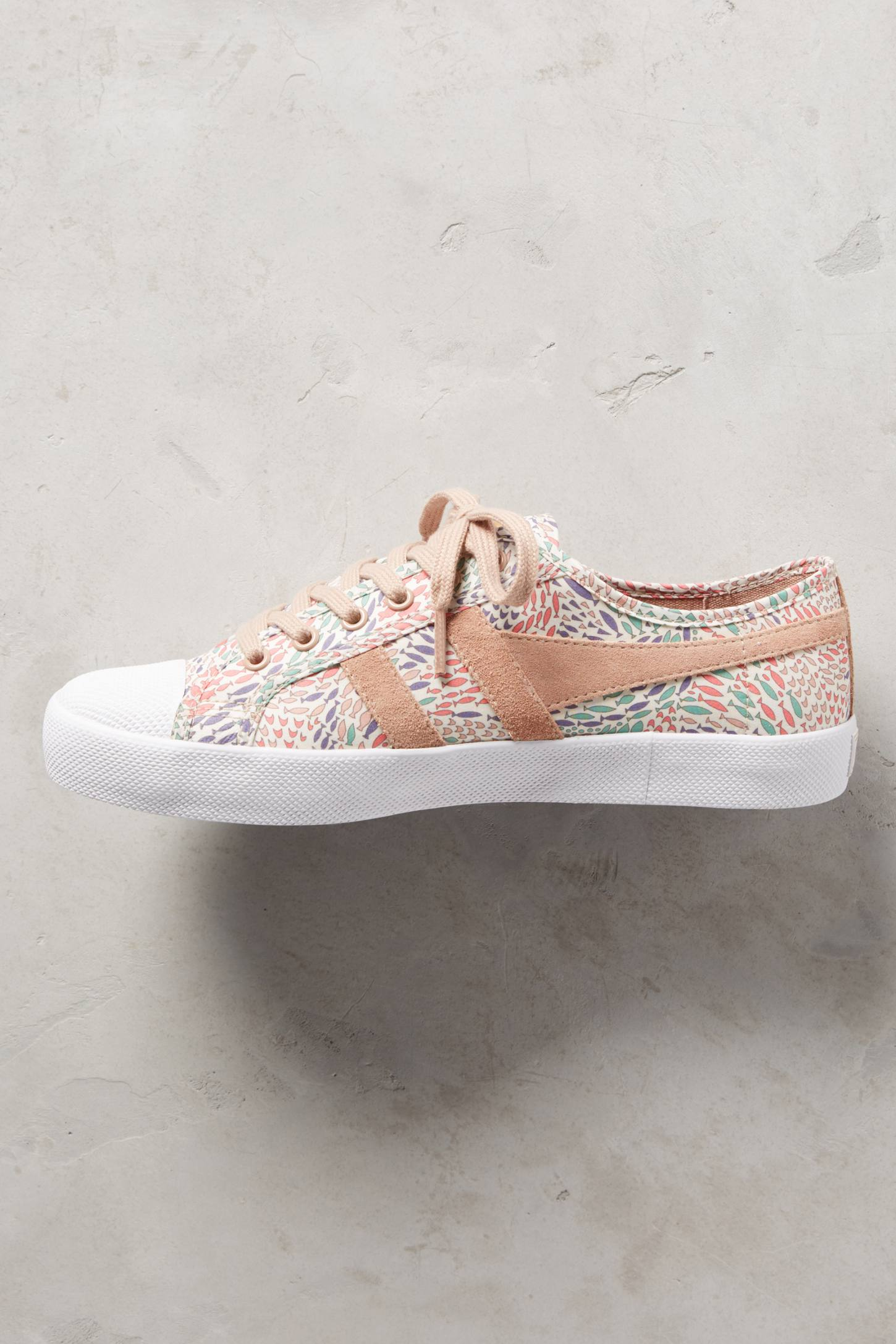 Slide View: 3: Gola x Liberty Coaster Sneakers