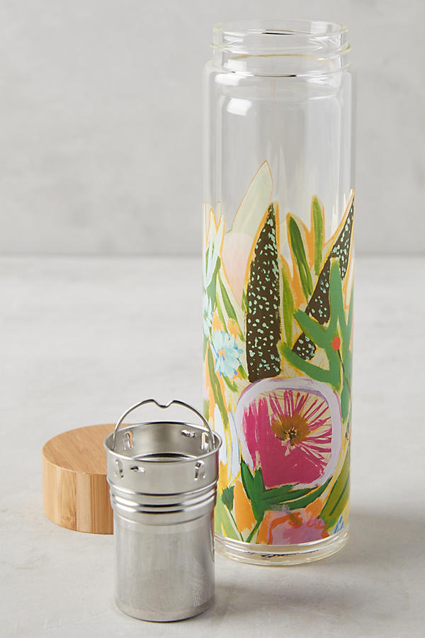 Slide View: 2: Jardiniere Infuser Water Bottle