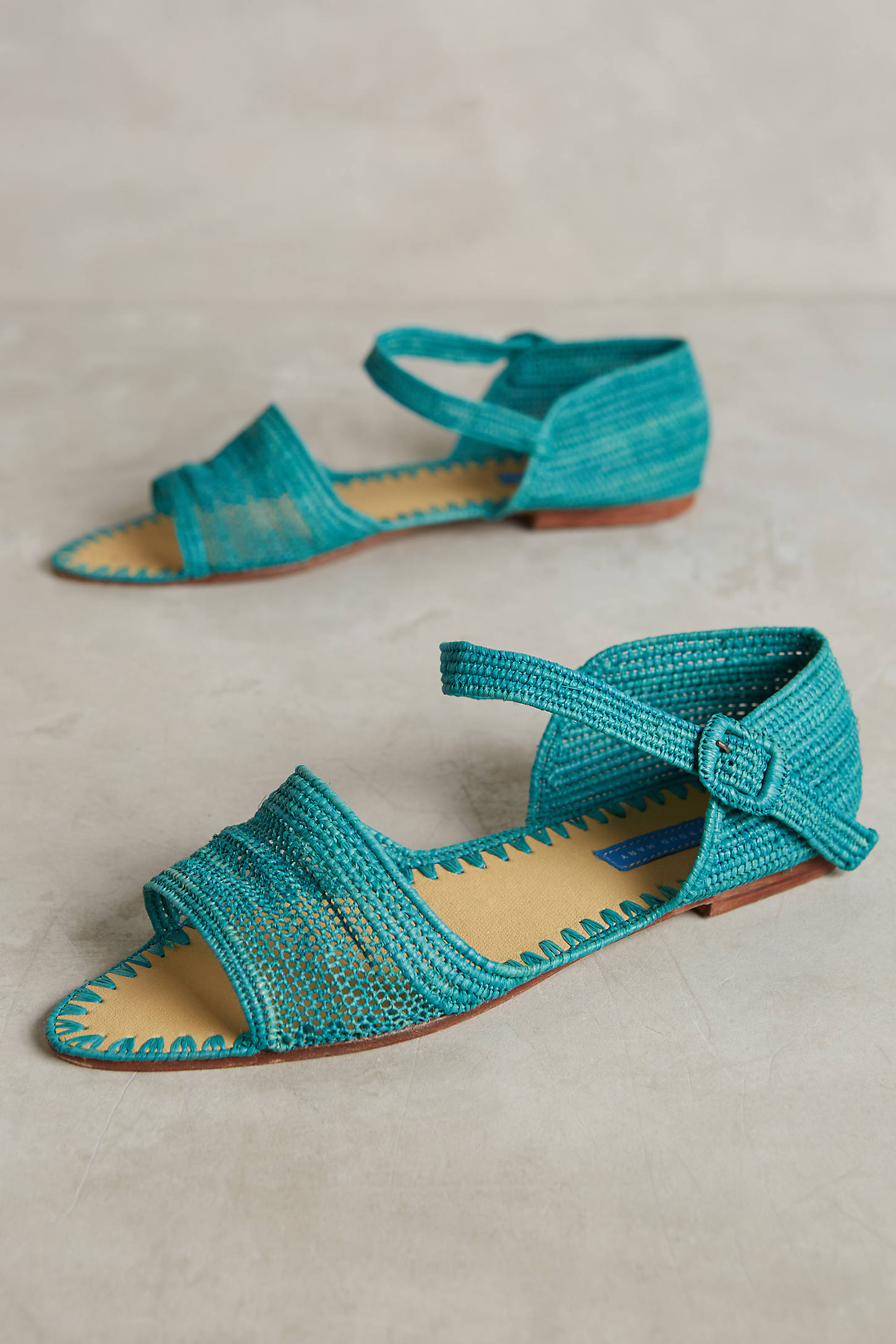 Proud Mary Strappy Sandals