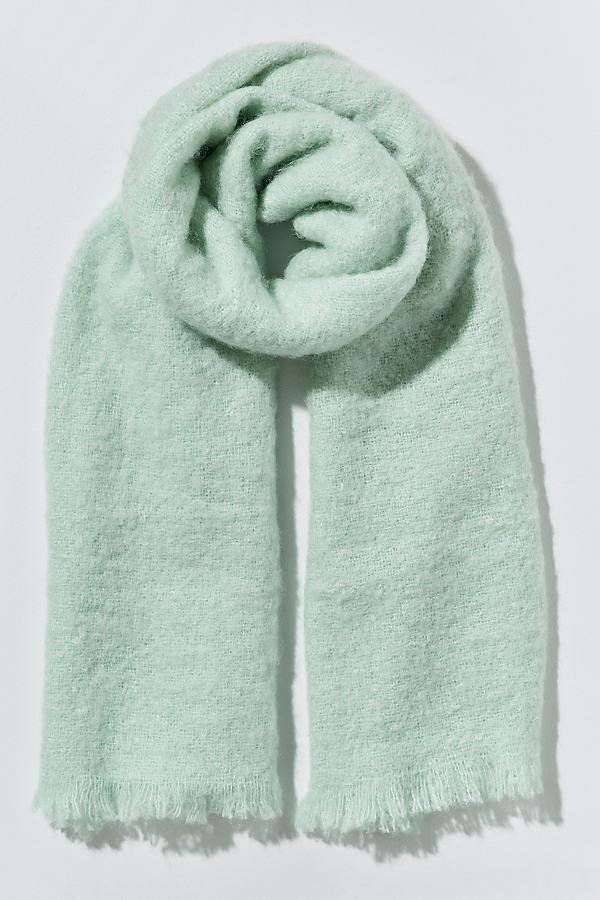 Emmaline Blanket Scarf - Blue