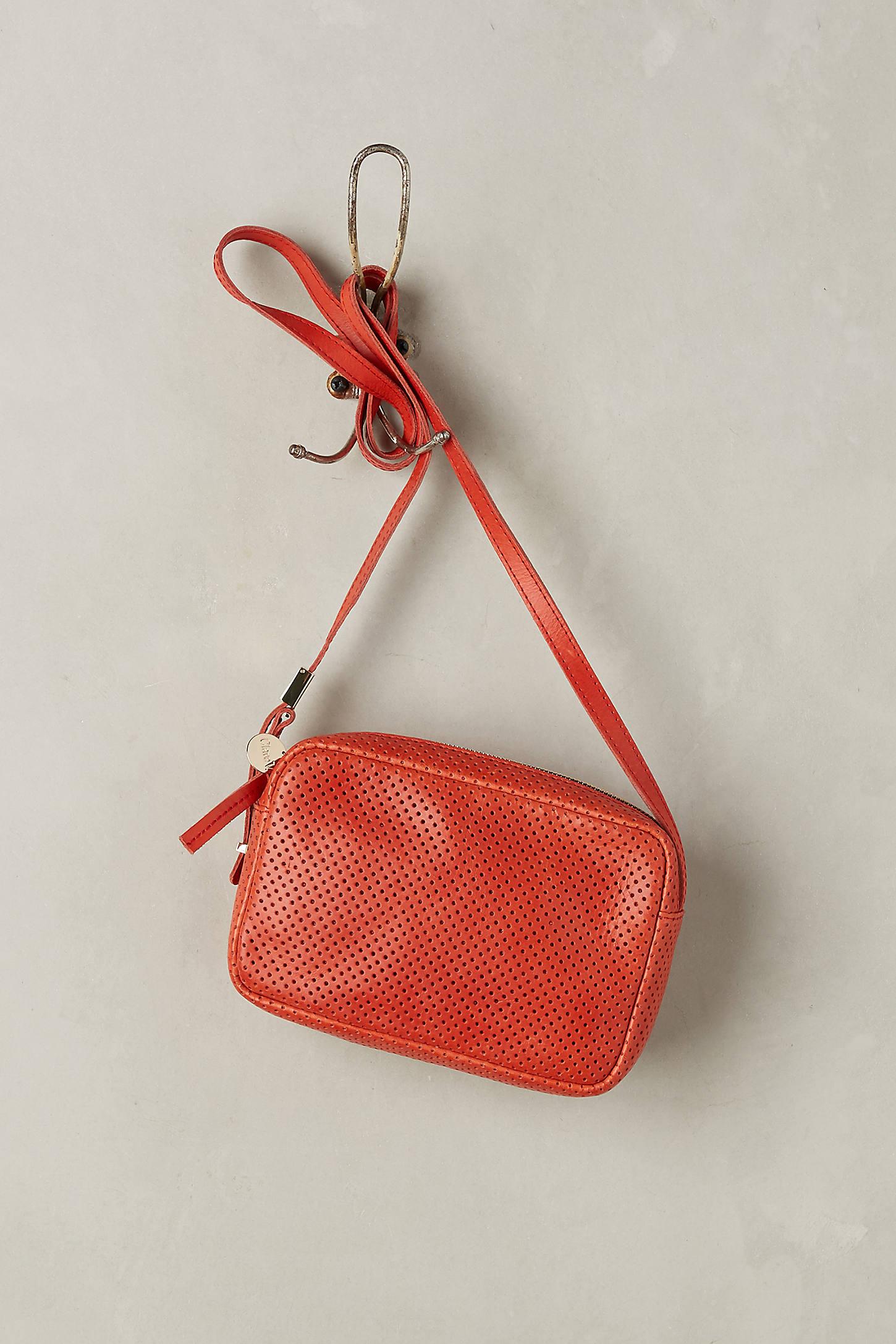 Clare V. Mini Supreme Crossbody Bag
