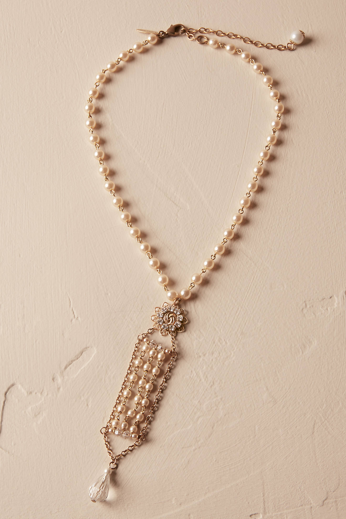 Renoir Pearl Necklace