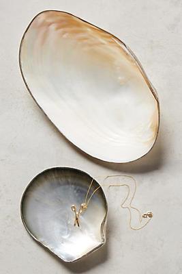 Slide View: 1: Seashell Trinket Dish