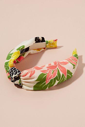 Morgan Floral-Print Headband 6636c4c2f58