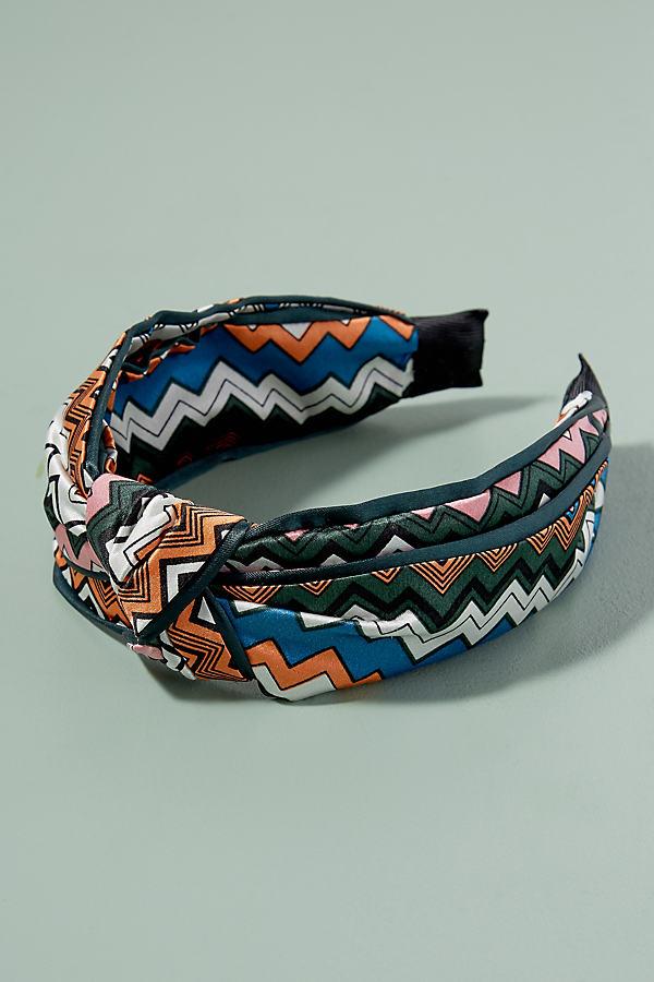 Ezra Satin Headband - Assorted