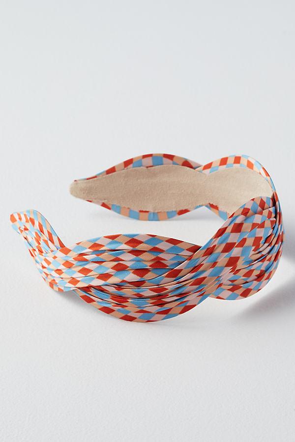 Maiba Geometric-Print Headband