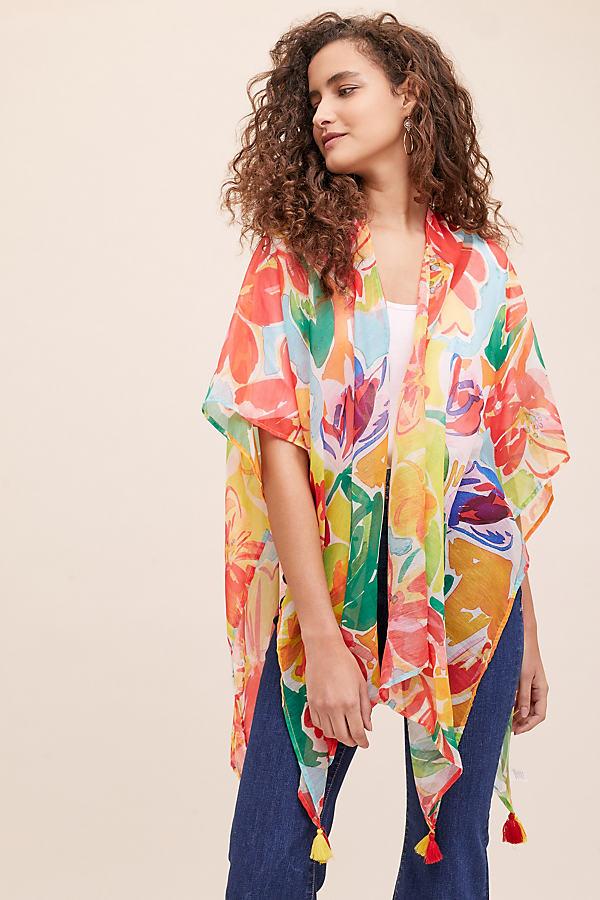 Floral Kimono - Assorted