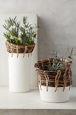 Slide View: 1: Seagrass Vase