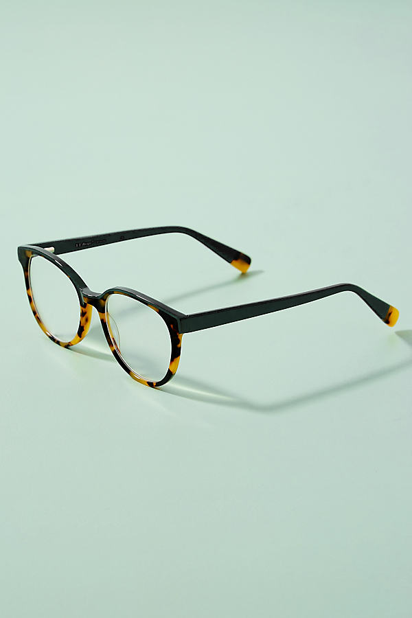 Two-Tone Tortoiseshell Readers - Assorted, Size 1.50X