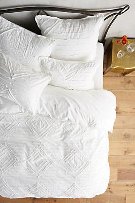 Slide View: 1: Textured Vesper Duvet