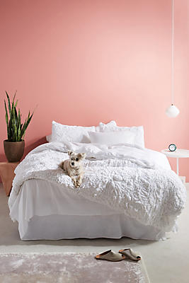 Slide View: 1: Textured Caya Duvet