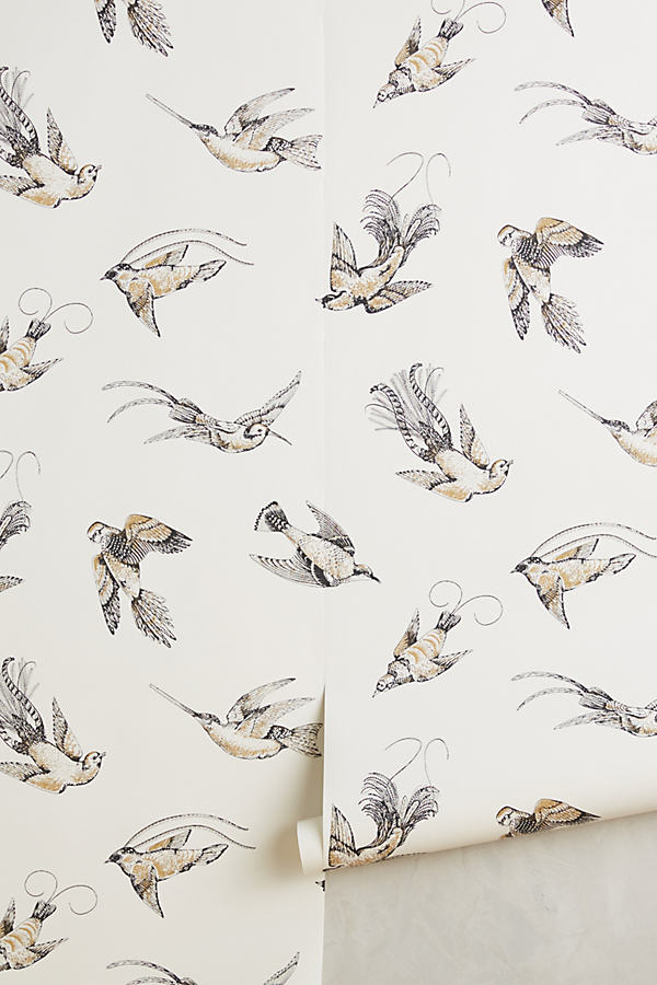 Coastal Fauna Wallpaper