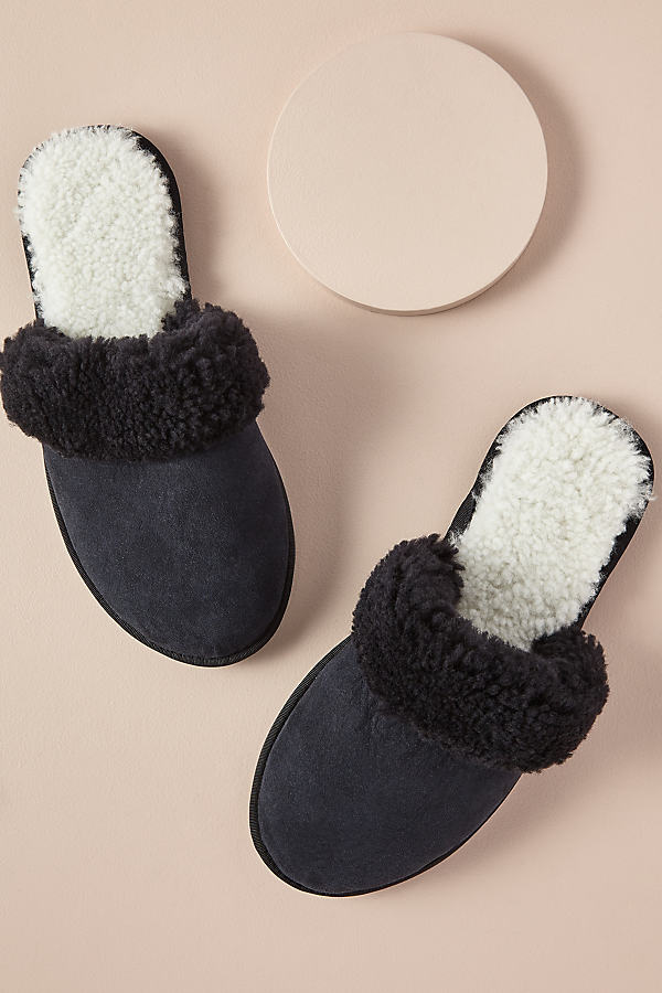 Cayman Shearling Slippers