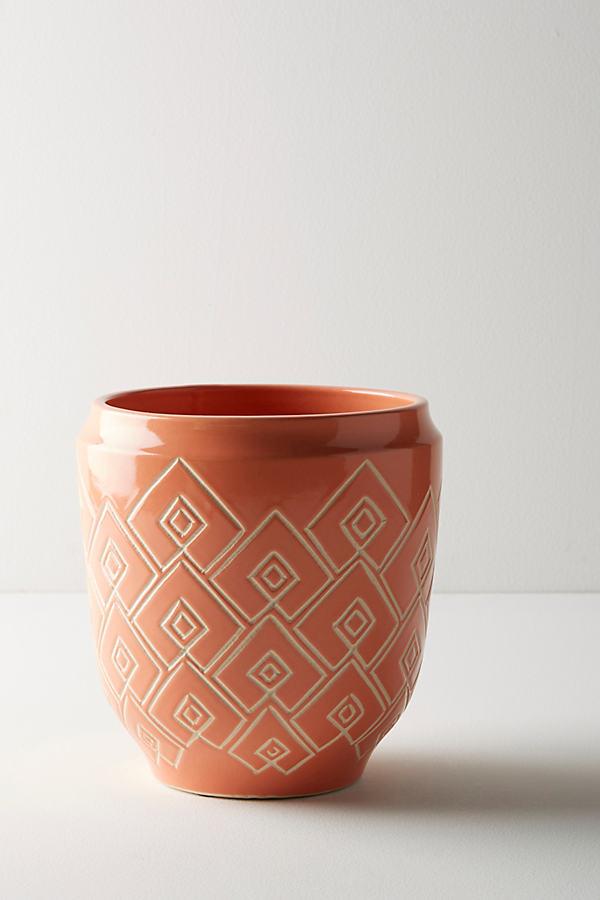 Sage Garden Pot - Pink, Size M
