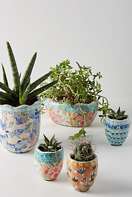 Slide View: 2: Bismark Garden Mini Pot