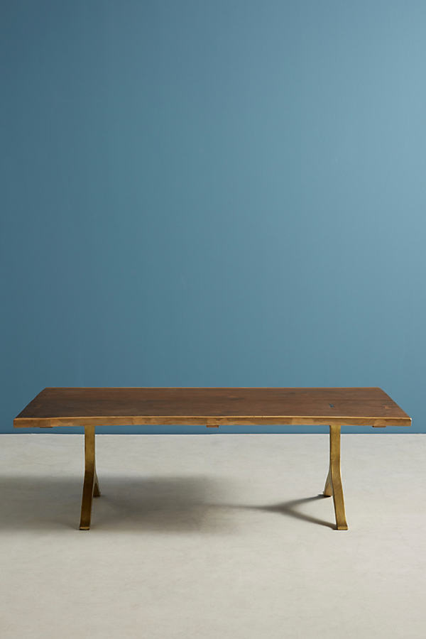 Nemus Coffee Table - Brown