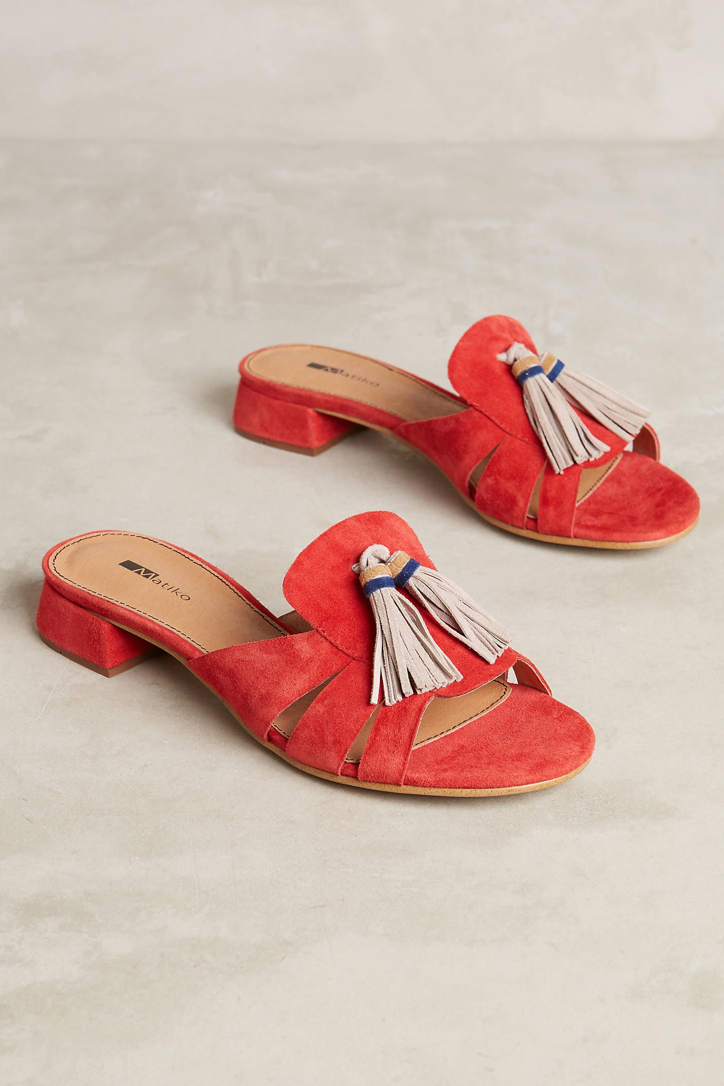 Matiko Susan Slide Sandals