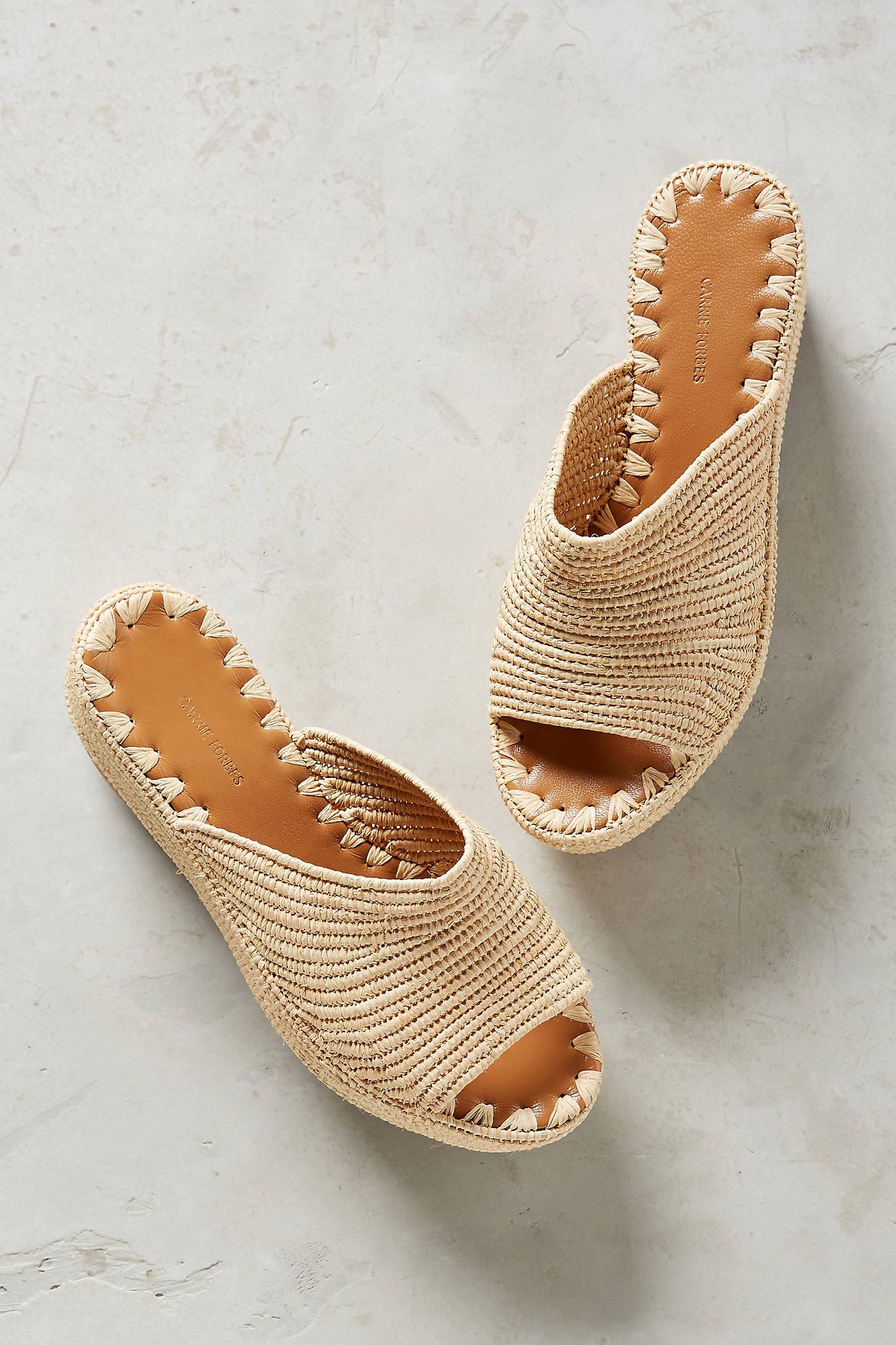 Carrie Forbes Karim Slide Sandals