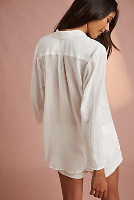 Slide View: 3: Maison Du Soir Copenhagen Sleep Shirt