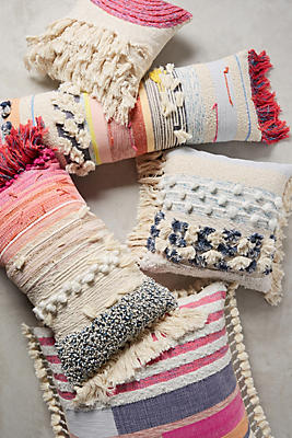 Slide View: 4: All Roads Marisol Pillow
