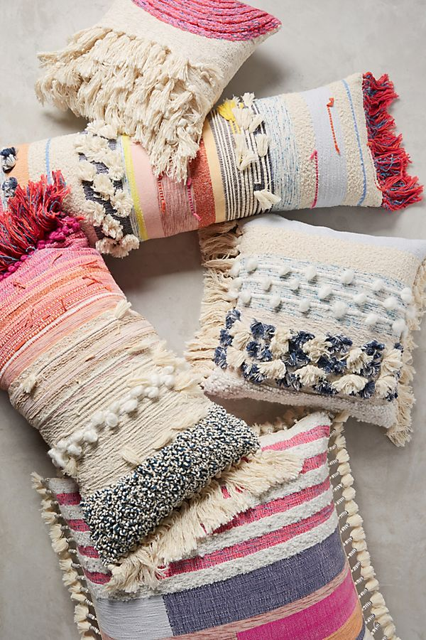 Slide View: 4: All Roads Marisol Pillow