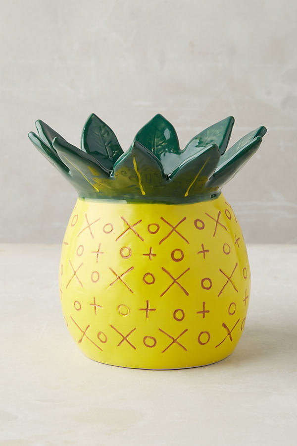 Favourite Fruit Pot - Yellow, Size L