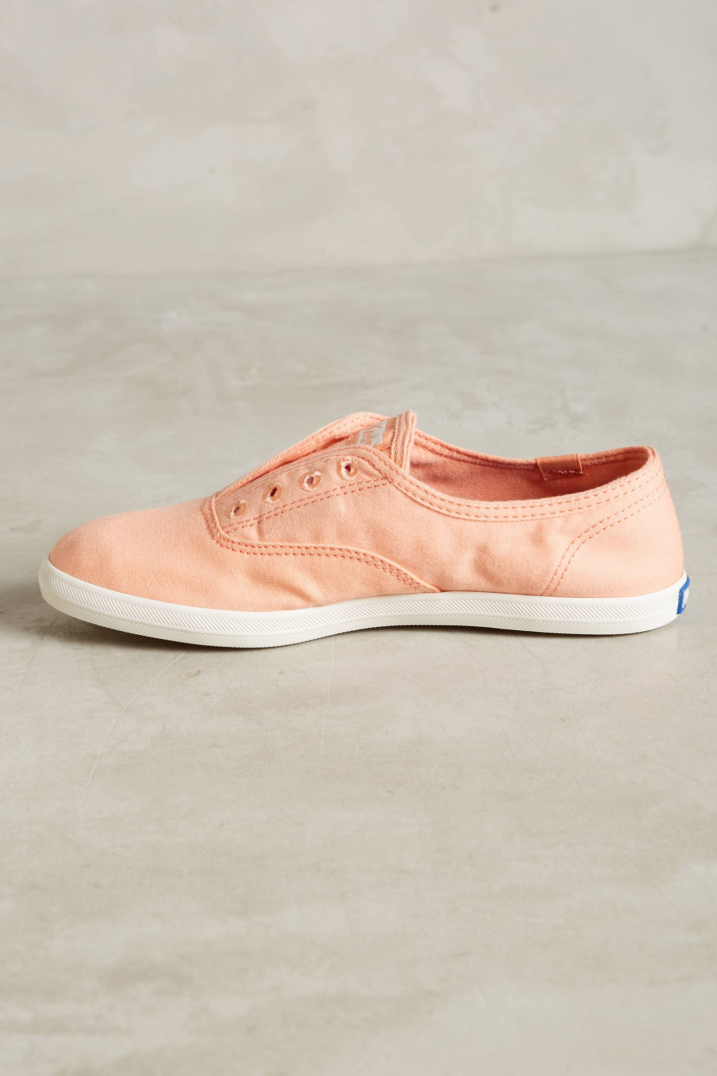 Slide View: 3: Keds Washed Canvas Sneakers