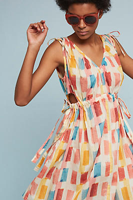Slide View: 1: Painter's Palette Dress