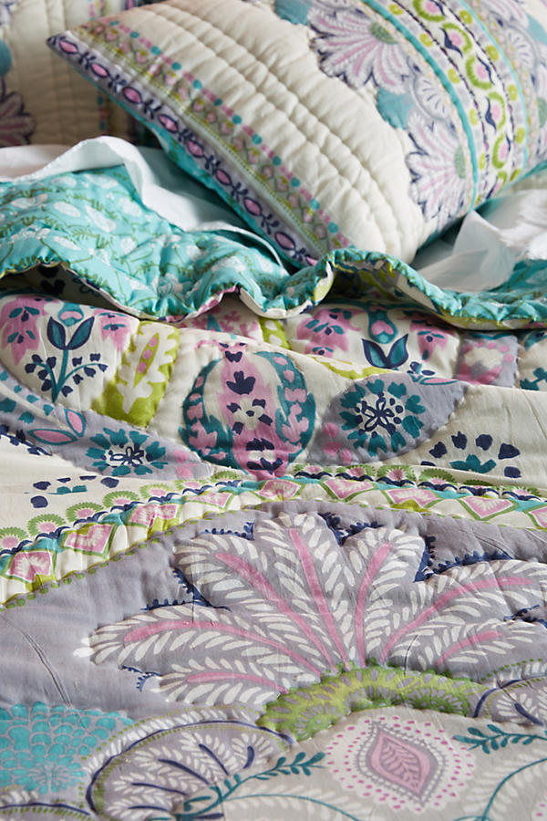 Slide View: 3: Florilla Quilt