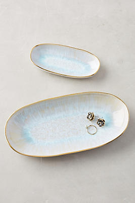 Slide View: 1: Tidal Pool Trinket Dish
