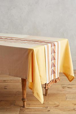 Slide View: 3: Luz Tablecloth