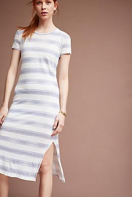 Slide View: 1: Loganne Striped Dress