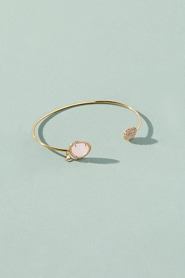 Margo Jewelled Cuff - Pink
